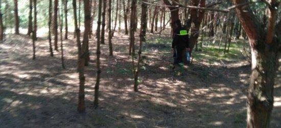 Szczęśliwy finał poszukiwań 28-letniego mężczyzny