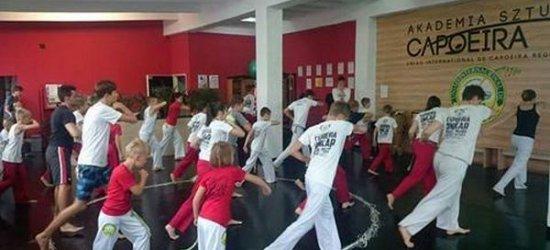 Ogólnopolskie warsztaty Capoeira w Rzeszowie (PLAN WARSZTATÓW)
