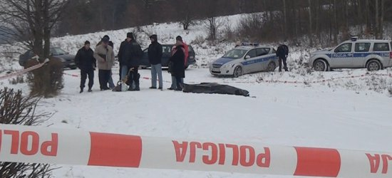 Okrutna zbrodnia na Podkarpaciu. Ciało 25-latki zakopane w lesie