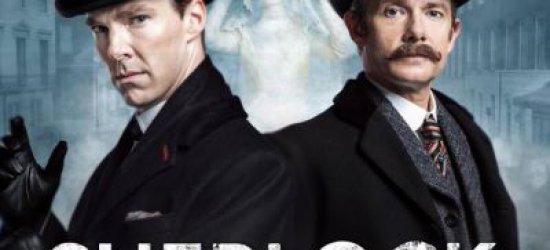 """""""Sherlock i upiorna panna młoda"""" już 7 stycznia w kinach Helios!"""