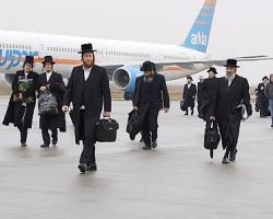 Kilka tysięcy ortodoksyjnych Żydów odprawiono na lotnisku w Rzeszowie – Jasionce