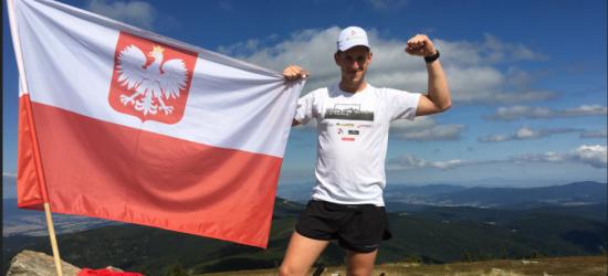 Sportowiec z Podkarpacia jako pierwszy zdobędzie Diadem Polskich Gór!