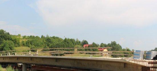 Nowy wiadukt na A4 w okolicach Rzeszowa