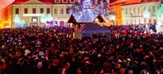 Klimat Bożego Narodzenia na wyciągnięcie ręki. W piątek rusza Świąteczne Miasteczko