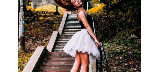 """18-letnia tancerka z Podkarpacia ćwiczy na Broadwayu. """"To moja przyszłość"""" (FILM)"""