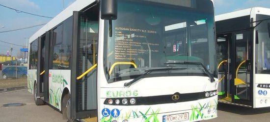 Innowacja w Rzeszowie. Autobus sam stwierdzi, czy kierowca jest pijany