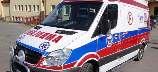 Sześć osób rannych w wypadku