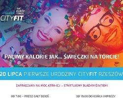 Pierwsze urodziny CityFit w CH Plaza Rzeszów