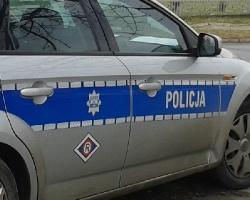 """Wypadek na krajowej """"czwórce"""" w Rogóżnie. Droga już przejezdna"""