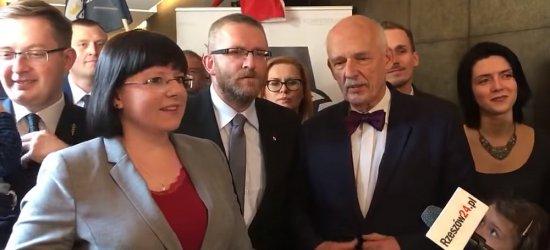 RZESZÓW: KONFEDERACJA Korwin Braun Liroy Narodowcy ostro o rządach PiS (VIDEO)