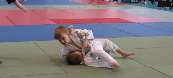 Udany turniej w Jaśle młodych judoków Millenium Rzeszów