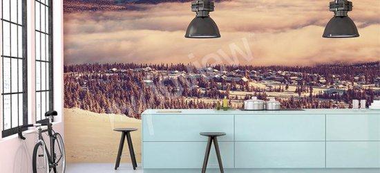 Fototapety w kuchni, czyli apetyt na stylowe wnętrze