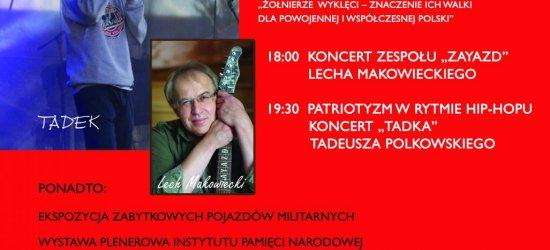 """Nie masz pomysłu na majówkę? Przyjdź na koncert """"Tadka"""" Polkowskiego w Białobrzegach"""