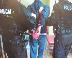 REGION: Sprawca pobicia 11-letniej dziewczynki aresztowany