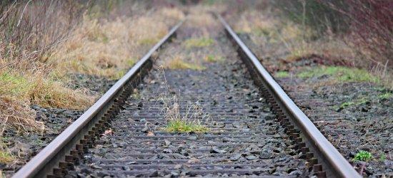 RZESZÓW: Śmierć na torach. Pociąg potrącił leżącego mężczyznę