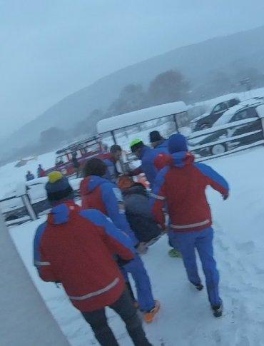 Feralna wędrówka w góry. GOPR ratuje dwójkę turystów (ZDJĘCIA)