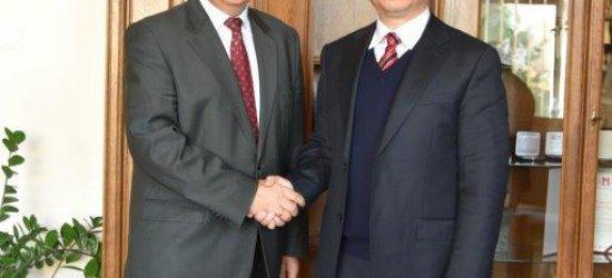 Delegacja z Chin w Uniwersytecie Rzeszowskim – nowa specjalność (ZDJĘCIA)