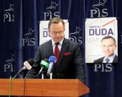 PiS punktuje debatę prezydencką. Liczy na 70-75 proc. poparcie na Podkarpaciu