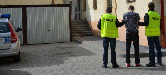 24-latek atakował kobiety w Rzeszowie. Jedną zranił nożem