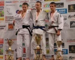Rafał Skrzat Mistrzem Polski Juniorów w Judo