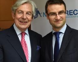 Tomasz Poręba szefem wpływowego konserwatywnego europejskiego think-tanku New Direction