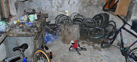 Kradł rowery? 36-latek w rękach policji