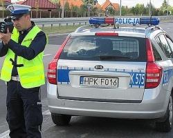 """Uwaga kierowcy! Trwa policyjna akcja ,,Prędkość"""". Jest już pierwsza ,,ofiara"""" nowych przepisów"""