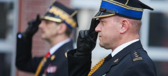 Nowy Podkarpacki Komendant Państwowej Straży Pożarnej
