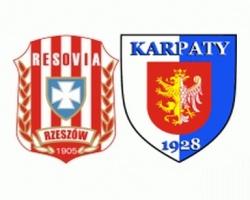 CWKS RESOVIA: Przed piłkarskim hitem – mecz z Karpatami