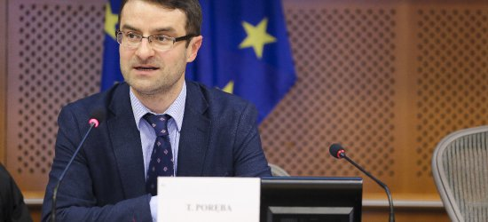 Tomasz Poręba ponownie wiceprzewodniczącym Komisji Transportu i Turystyki PE