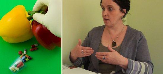 """,,Kto ma żywność ten ma władzę"""", Rozmowa z Jolantą Dal na temat organizmów zmodyfikowanych genetycznie (GMO) (FILM)"""