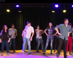 Największy flash mob! Naucz się kroków i bądź gotowy na sobotę (WIDEO)