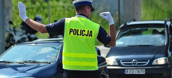 Wzmożone kontrole policyjne. Zapowiada się bardzo ruchliwy weekend