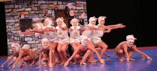 Genialny występ rzeszowskich tancerzy