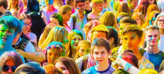 Już dziś Festiwal Kolorów w Rzeszowie