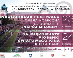 54. Festiwal Muzyczny w Łańcucie