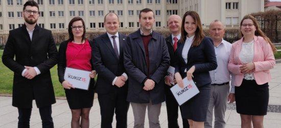 RZESZÓW: Ruch Kukiz'15 przedstawił swoich kandydatów do Parlamentu Europejskiego