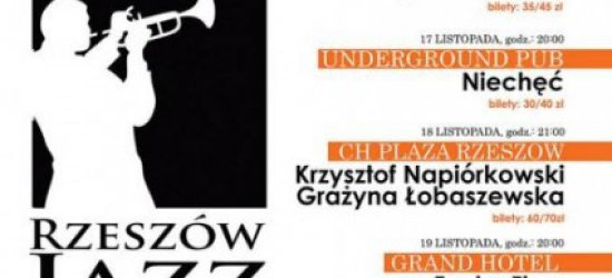 Rzeszów jazzową stolicą Polski