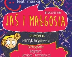 """Teatralna uczta dla najmłodszych! ,,Maska"""" zaprasza na spektakl"""