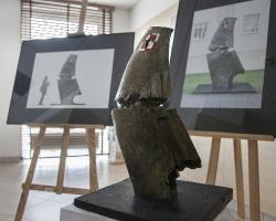 SEJMIK: Pomnik Smoleński wymyślił zarząd. Buczak: – Makieta stoi od maja