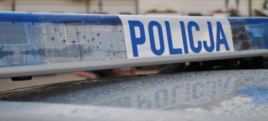 Zatrzymano mężczyznę, który ukradł alkohol i pobił ochroniarza