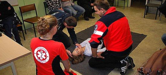 Rzeszowscy policjanci przeszkoleni z zakresu pierwszej pomocy (ZDJĘCIA)